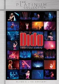 Cover Dido - Live At Brixton Academy [DVD]